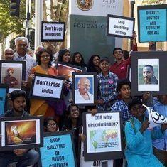 अमेरिका में स्कूली पाठ्यक्रम पर हिंदुओं और दूसरे संगठनों में छिड़ी इस लड़ाई का अंत क्या होगा?