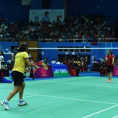 Saina, Sindhu and Co are bringing the best out of India's young shuttlers at the Nationals