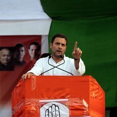 Rahul Gandhi promises to overhaul Goods and Services Tax if Congress is voted to power in 2019