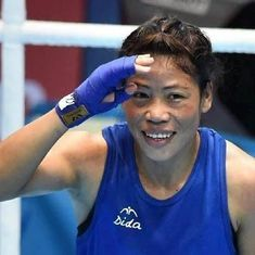Mary Kom needs just one win to clinch medal on Commonwealth Games debut