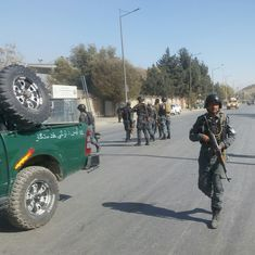 Gunmen storm television station in Kabul, kill two guards and injure at least 20