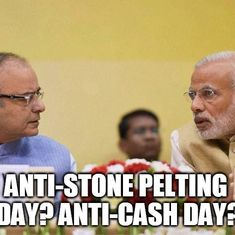 Anti-Cash Day, Anti-Idle Savings Day, Anti-Anti-Modi Day: What should November 8 be called?