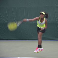 ITF Pune Open: Wildcard Mihika Yadav topples seventh seed Yana Sizikova of Russia