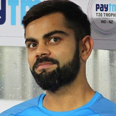 India vs New Zealand 3rd T20I: Batting in damp conditions made us nervous, says Virat Kohli