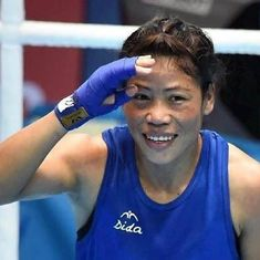 Watch: Mary Kom and Sonia Lather fight for gold in Asian Boxing Championships
