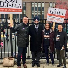 US: Ravinder Bhalla, called 'terrorist' in flyers, becomes first Sikh mayor of Hoboken city