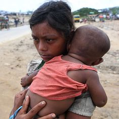 In Bangladesh's Rohingya camps, traffickers prey on lost children