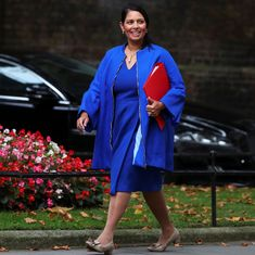 UK: Opposition calls for Priti Patel's resignation after secret meetings with Israeli officials