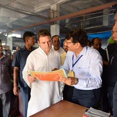 Demonetisation and GST broke Surat's legs, says Rahul Gandhi on first anniversary of note ban