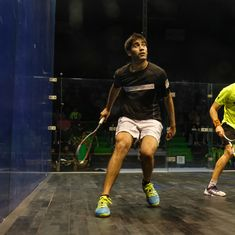 After leaving his Wall Street job to play squash full time, Ramit Tandon eyes glory at Asian Games