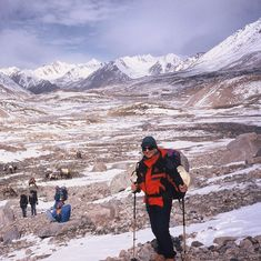 At the peak of success, mountaineer Harish Kapadia wants to turn Siachen's glacier into a peace park