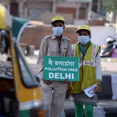 'Citizens cannot be left to die': NHRC issues notices to Centre, states over Delhi pollution