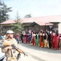 हिमाचल प्रदेश विधानसभा चुनाव : पिछली बार से एक फीसदी ज्यादा वोट पड़े