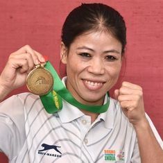 'If I maintain fitness levels, nobody can touch me': Mary Kom turns focus to 2018 CWG