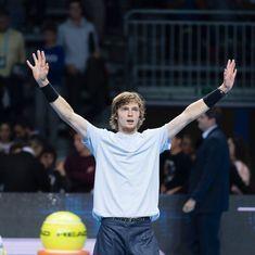 Next Gen ATP Finals: Rublev battles into semis, Shapovalov, Khachanov knocked out
