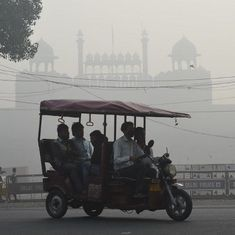 Air quality still in 'severe' category in Delhi, several North Indian cities