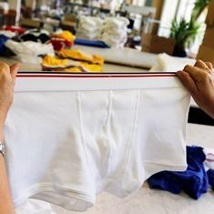 A startup called 'Buttalks' wants to help Indian men buy better underwear