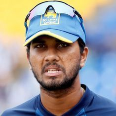 Sri Lanka captain Dinesh Chandimal charged by ICC after ball-tampering row