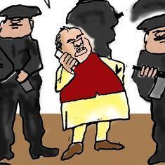 कार्टून : प्रदूषण से बचाव