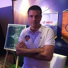 After tutoring Pep Guardiola, Spanish coach Sergio Lobera now wants to set FC Goa straight