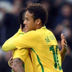 Friendlies roundup: Neymar stars for Brazil, France impress, England hold Germany,