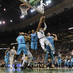 NBA: Boston Celtics extend winning streak to 11, beat Charlotte Hornets