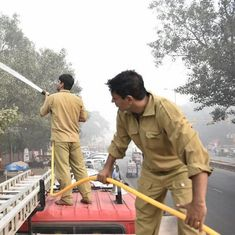 The big news: Delhi's air quality remains in 'severe' category, and nine other top stories