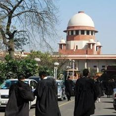 Letting a convicted person lead a political party is against democracy, says Supreme Court