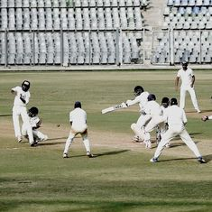 Ranji Trophy round-up: Siddhesh Lad salvages draw for Mumbai in 500th match
