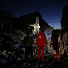 At least 339 killed, over 2,500 injured after powerful earthquake strikes near Iraq-Iran border