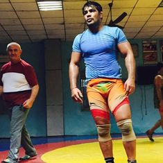 Supporters of Sushil Kumar and Praveen Rana come to blows during CWG 2018 qualification trials