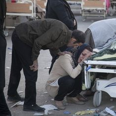 Iran earthquake: Toll rises to over 400, over 7,200 injured as aftershocks continue