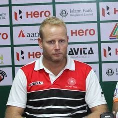 'Hockey World League Final will show where India stands': Interview with coach Marijne