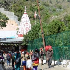 Supreme Court stays NGT order on opening new path to Vaishno Devi