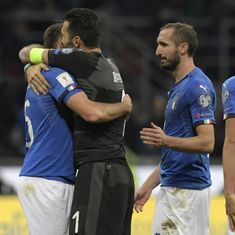 Gianluigi Buffon, 3 others quit international football after Italy's World Cup 'apocalypse'