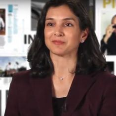 Radhika Jones appointed editor-in-chief of Vanity Fair