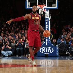 NBA: LeBron James becomes youngest to surpass 30,000 career points