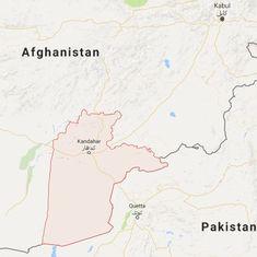 Afghanistan: Taliban attacks multiple security checkpoints in Kandahar province, kills 22 policemen