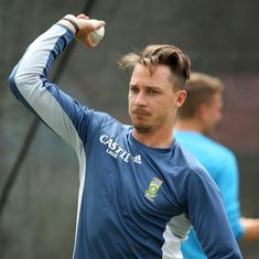 CSA say Steyn 'not medically ready' for T20s vs India after pacer says he had made himself available