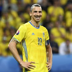 Football: Zlatan Ibrahimovic announces return from retirement to play for Sweden