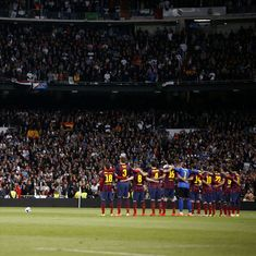 Amid fears of Barcelona exit, Spain's La Liga eyes €2.3 billion TV rights deal