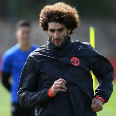 Fellaini could leave Man United for free next summer as contract impasse continues: Report