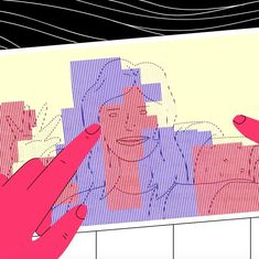 An animated postcard from 2037 shows what romance may soon be like. Watch (especially the end)