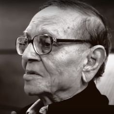 Hindi poet Kunwar Narain, a Padma Bhushan and Jnanpith Award winner, dies at 90