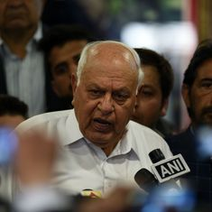 Centre should reverse all laws that eroded Jammu and Kashmir's autonomy since 1953: Farooq Abdullah