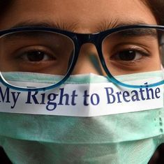 In India, air pollution led to more lung diseases than smoking in 2016, finds new study