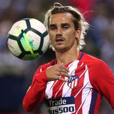 Barcelona president admits to meeting Antoine Griezmann representatives