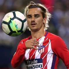 'Eventually the ball will go in': Griezmann unfazed by goal drought ahead of Madrid derby
