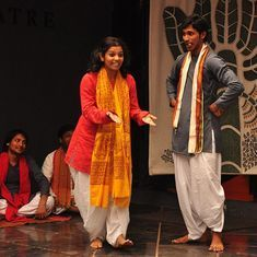 It's playtime: An Indian repertory company is making children's theatre more inclusive