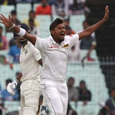 Lakmal to replace banned Chandimal as Sri Lanka skipper for third West Indies Test